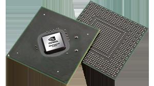 NVIDIA mobile GPU