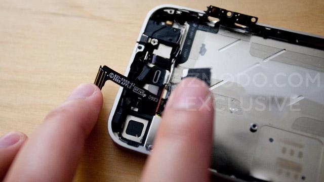 4th-gen iPhone prototype