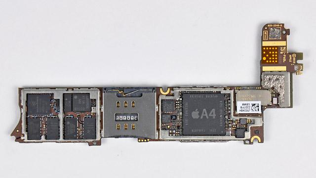 iPhone 4 logic board
