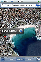 Bondi, that beautiful shade of blue-green I miss so much.