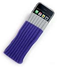 iPhone socks