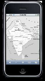 iPhone 3G in India