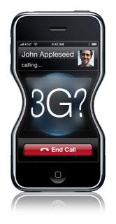Infinite Loop's official iPhone 3G Rumor photo illustration
