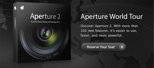 Aperture 2 World Tour