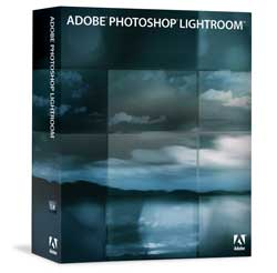 Photoshop Lightroom Box Shot