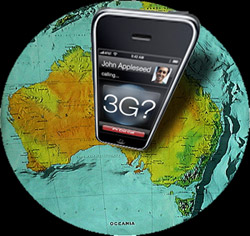3G iPhones may be landing down under in late June—with no carrier lock-in.