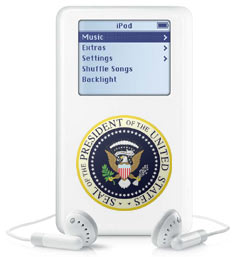 US Gov't wants to restrict iPods in North Korea