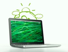 MacBook: the greenest notebook in the world