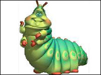 Heimlich the Bug