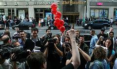 iPhone 3G launch by Rogers in Canada. Photo CC by Anirudh Koul.