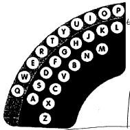 Curvy keyboard