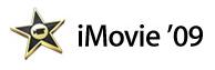 iMovie '09 title