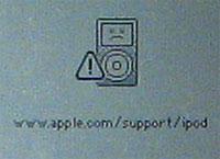 iPod Idiot Light