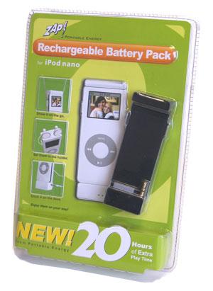 iZap Battery Pack