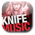 Knife Music app icon