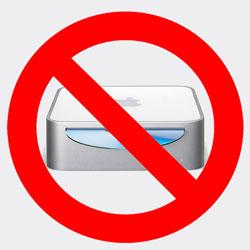 Mac mini cancel