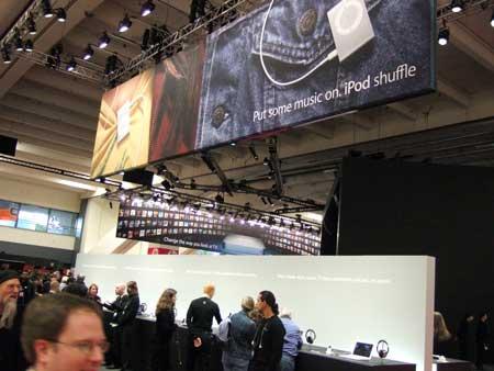 iPod Display