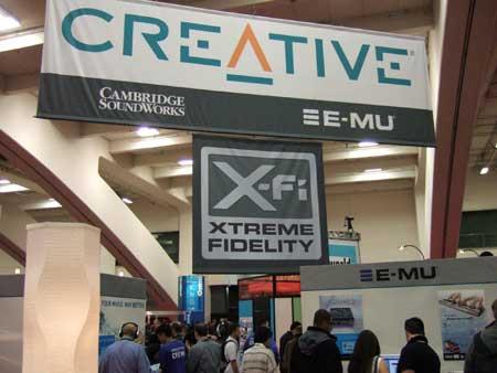 Creative Booth