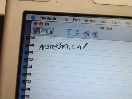 ModBook InkBook