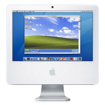 Parallels on an iMac
