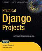 Practical Django Projects Cover