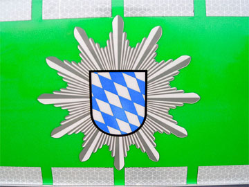 Bavarian State Police logo