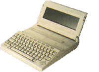The Commodore laptop that never was..