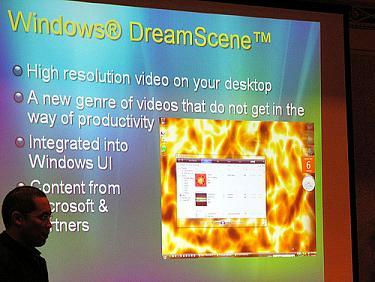 Windows DreamScene