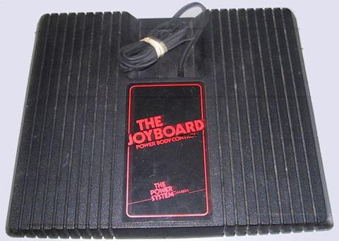 The Amiga Joyboard