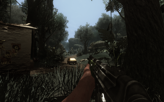 Review The Case Of Far Cry 2 And Failed First Impressions Ars