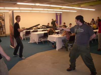 PAX08: the cosplaying characters of day one | Ars Technica