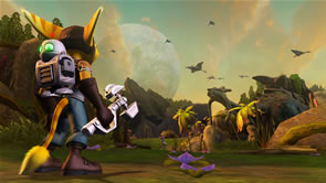 Game Review Ratchet And Clank Future Tools Of Destruction Ps3