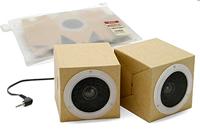 Cardboard Speakers