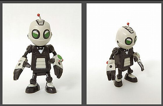 Get Your Clank Toy With Preorder But Only From One Source Ars