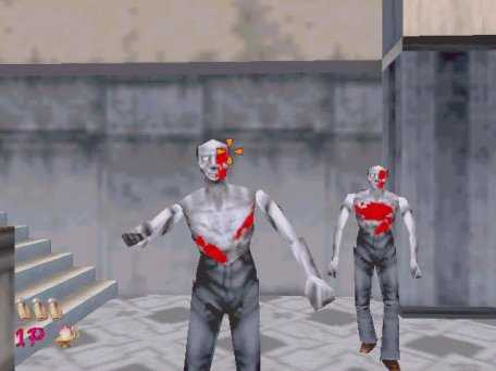 House Of The Dead 4 Gets Japanese Rerelease Huge Arcade Cabinet