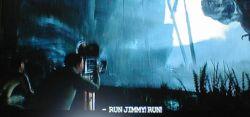 Run, Jimmy, run!