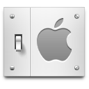 System Preferences in Panther
