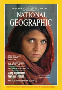 1985 National Geographic cover