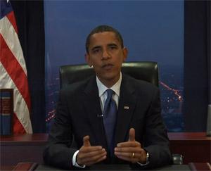 Obama's Saturday address