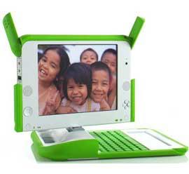 OLPC prototype