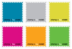 Zstamp:s from Violet