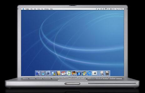15 &auot; Aluminum PowerBook
