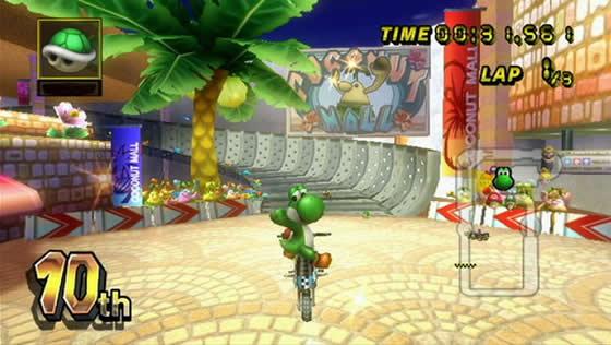 Racing ? la Kart: a review of Mario Kart Wii   Ars Technica
