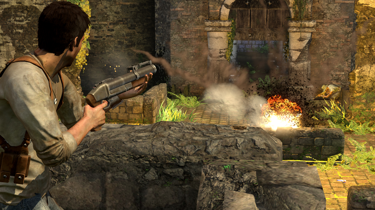 Finding A Bride In A Brothel A Review Of Uncharted Ars Technica