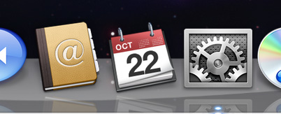 iCal Dock icon: now with Correct Date™ technology