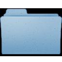 Leopard folder icon.