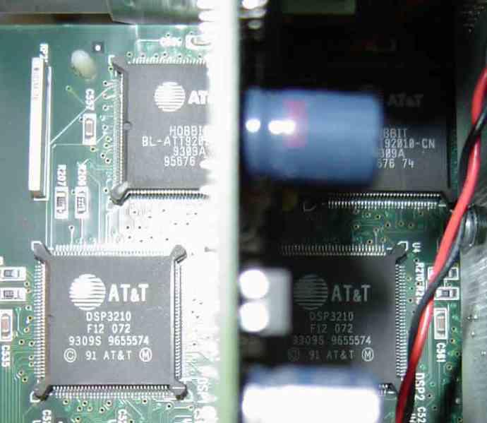 Close up of the BeBox Hobbit motherboard prototype