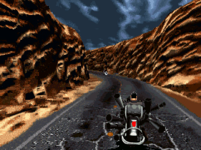 Some love the bike fight scenes in <em>Full Throttle</em>; others hate them. But you can thank Eugene Sandulenko for making sure they work in ScummVM.