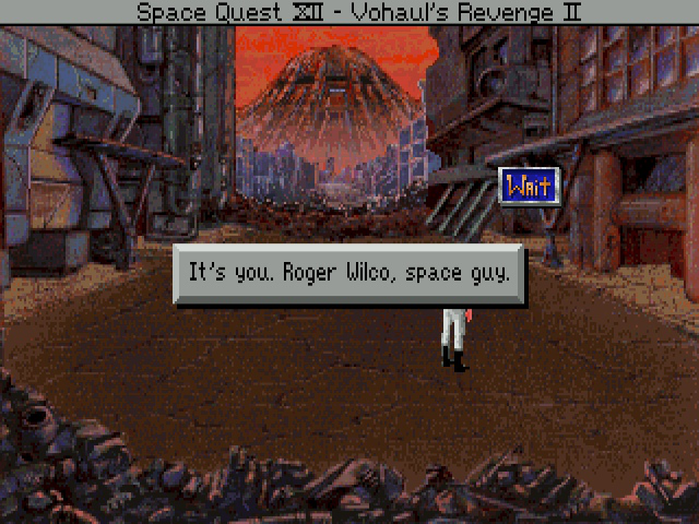 <em>Space Quest IV: Roger Wilco and the Time Rippers</em>&#8212;now playable in ScummVM.