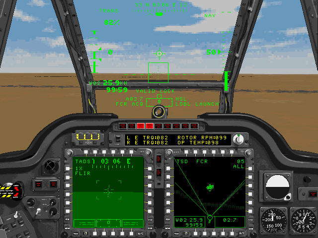 <em>AH-64D Longbow</em>&#8212;still one of the most realistic helicopter sims ever made.